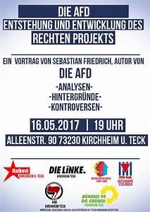 Vortrag Mit Sebastian Friedrich  Die Afd