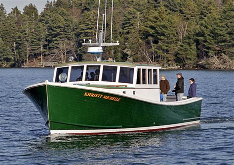 Lobster Boat No Limits by Welcome To Fishermen S Voice