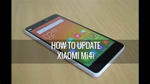 How To Update Xiaomi Mi4i