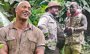 Jumanji 2017 Online : first photos of jumanji emerge as dwayne johnson wraps opening day of filming in hawaii as he ~ Orissabook.com Haus und Dekorationen