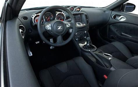 nissan  long term road test interior