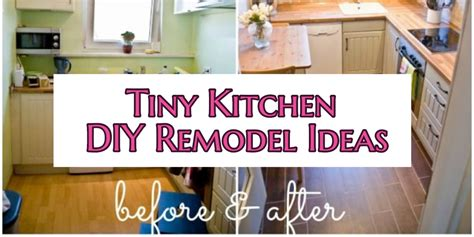 diy kitchen remodel ideas small kitchen diy ideas before after remodel pictures