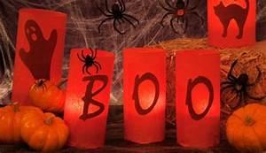 Halloween Deko Basteln : halloween deko selber basteln ~ Lizthompson.info Haus und Dekorationen