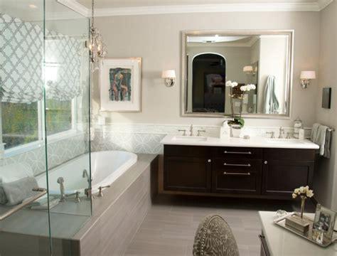 gorgeous transitional bathroom interior designs
