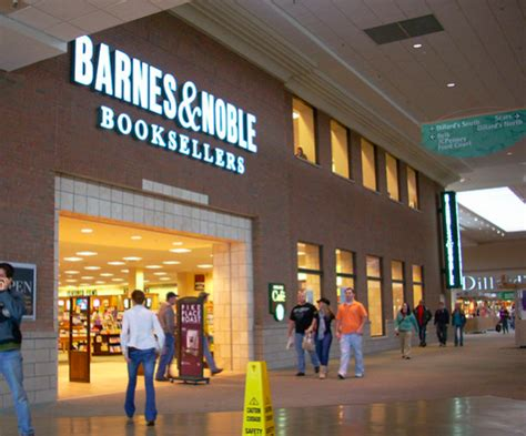 Could Barnes & Noble Stores Be Shrinking? Company Looking