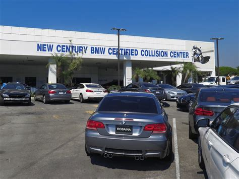 Eco Repair Changes The Way Bmw Collision Center Fixes Cars