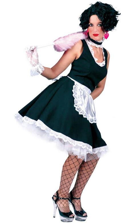 femme de chambre emploi costume soubrette wanda v29405