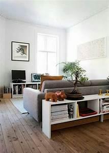Couch Mitten Im Raum : comment am nager un salon aire ouverte d conome ~ Bigdaddyawards.com Haus und Dekorationen