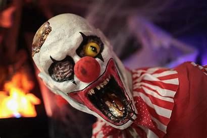 Clown Halloween Clowns Scary Horror Payasos Terror