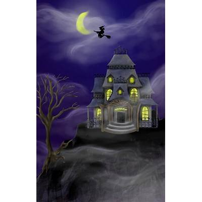 Halloween Haunted House Quotes. QuotesGram