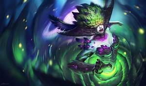 LoL - Fan art by Adrien Cams : Lissandra Elderwood ...