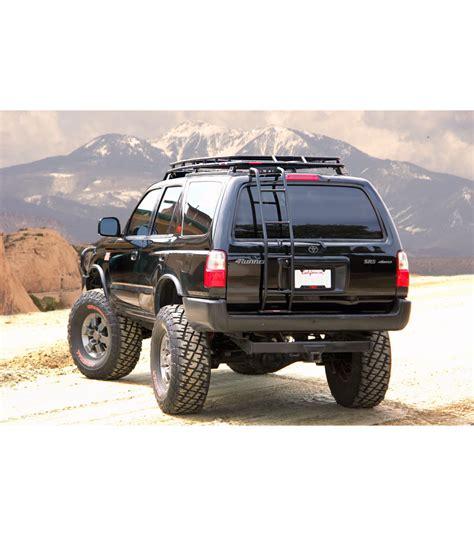 toyota 4runner roof rack toyota 4runner 3rd 183 stealth rack 183 multi light setup