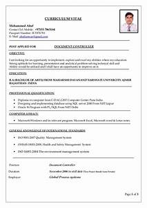 document controller resume With documents control resume