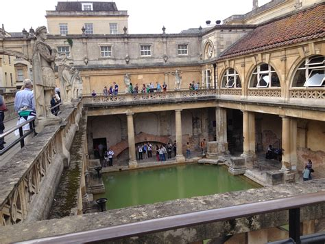 Stonehenge Bath And Windsor Castle About And Abroad