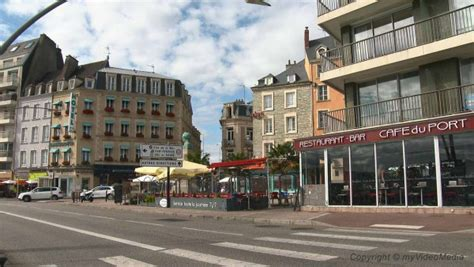 cafe du port cherbourg cherbourg normandie reise