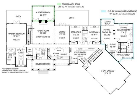 house with inlaw suite apartments in house home plans with inlaw suite in