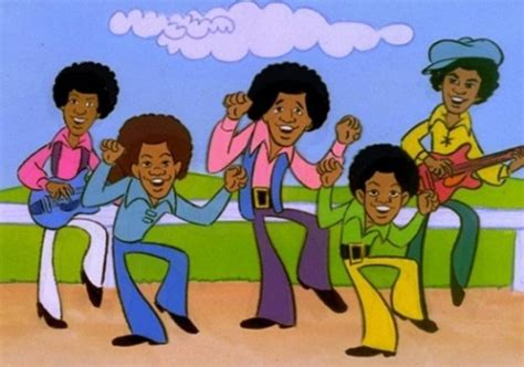 'the Jackson 5ive' Saturday Cartoon Show Finally