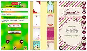 6 digital wedding invitation apps to save money and time With wedding invitation card maker app free download