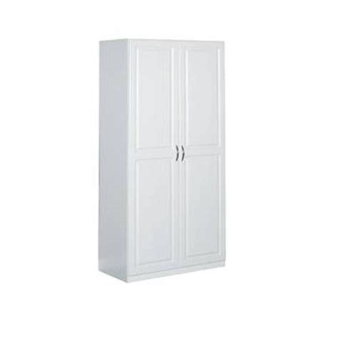 craft storage cabinets with doors closetmaid 36 in laminated 2 door raised panel storage