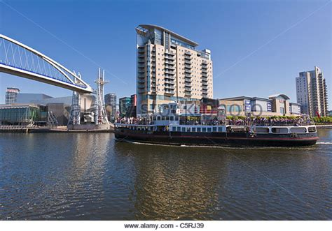 Boat Trip Manchester by Manchester Ship Canal Cruise Stock Photos Manchester