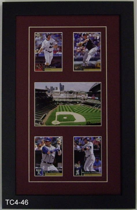 card trading card display frame   photo ebay