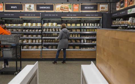 amazons  cashierless supermarket