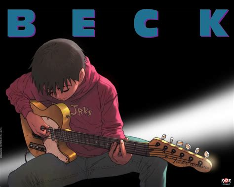Beck Anime Wallpaper - beck zerochan anime image board