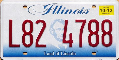 Vanity Plates In Illinois by Overview For Bluedit5