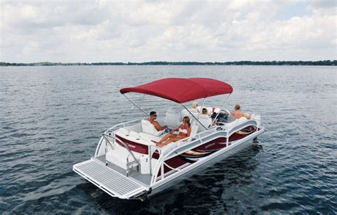 Jc Tritoon Boat Covers by Research 2015 Jc Pontoon Boats Tritoon Classic 246 On