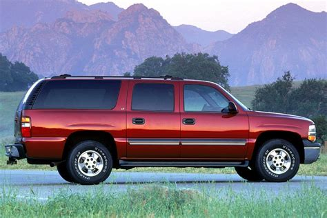 2002 Chevrolet Suburban by 2002 Chevrolet Suburban Overview Cars