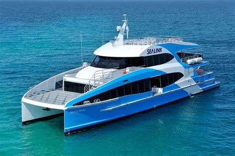 Catamaran Ferry Australia by New Catamaran Passenger Ferry In Operation On Sydney
