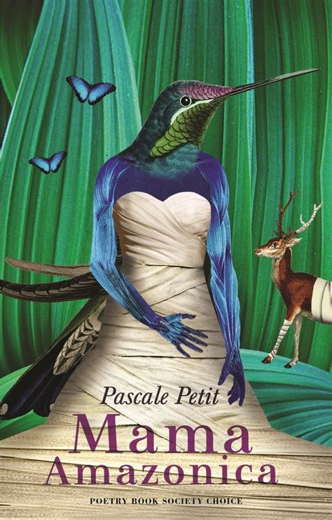 pascale petit mother mama amazonica by pascale petit poetry book society autumn