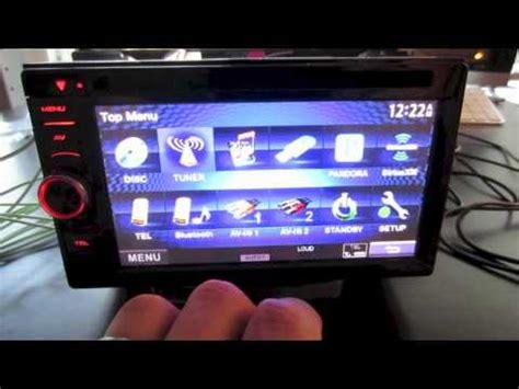 kenwood doppel din kenwood ddx 470 car stereo overview din