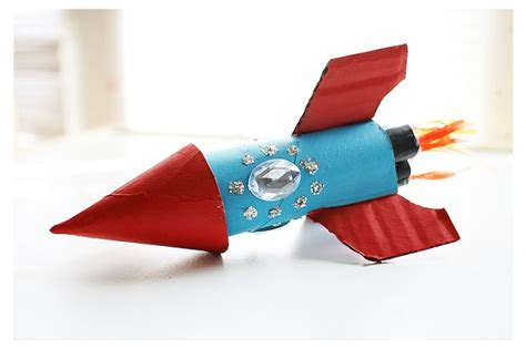 Toilet Paper Rocket Template by Toilet Paper Rocket Craft Cub Scout Derby Space