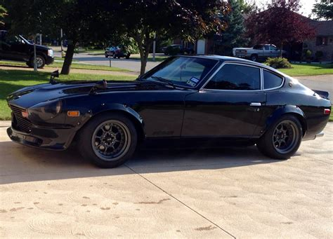 Black Datsun by The World S Newest Photos Of 280z And Black Flickr Hive Mind