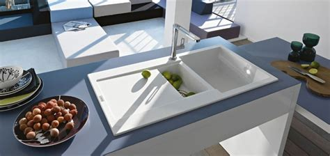 How To Clean Corian Sink Stains by Franke Fragranite Kitchen Sinks