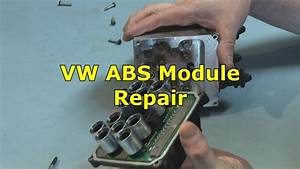 Vw Abs Module Repair 3c0 614 109 C