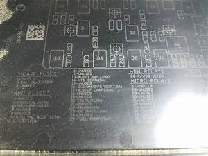 2010 Pontiac G6 Fuse Box Diagram