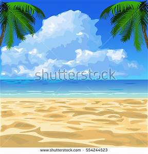 Cartoon Beach Stock Images, Royalty-Free Images & Vectors ...