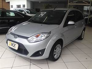 Ford Fiesta 1 6 Rocam Hatch 8v Flex 4p Manual 2014  2014