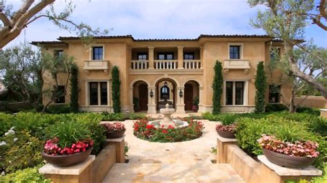 Haus Italienischer Stil by House Plans Italian Style Villa