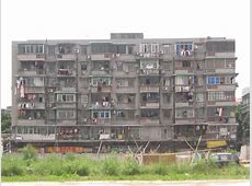 Ghetto Apartments in Guangzhou, China