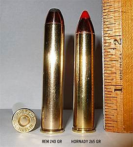 458 Socom Vs 50 Beowulf Ballistics Chart Pictorial Ammo Identification Chart