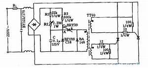 Analysis Of Three Types Of Ac Voltage Regulation Circuit