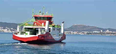 Ferry Boat Setubal by Setubal Portugal Guide