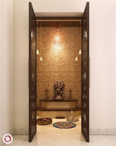 Interior Design For Mandir In Home by 10 Mandir Designs For Contemporary Indian Homes Decor