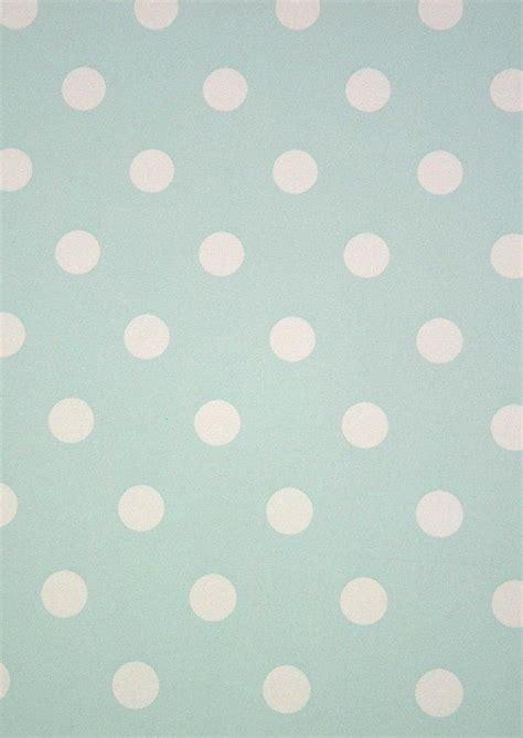 polka dot wallpaper turquoise home ideas pinterest