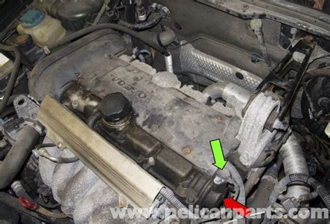 volvo  camshaft position sensor replacement