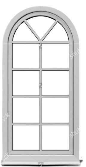 Arch Window – Green Fenestration