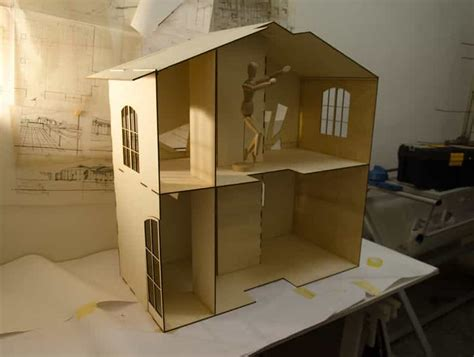 puppenhaus selber bauen nostalgie trifft auf modernes